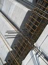 DETALLES CONSTRUCTIVOS ENCUENTRO VIGA PLANA PILAR DE SOTANO, FERMUR