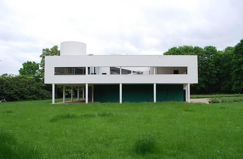 Villa saboya de le corbusier arquitecto - Arquitecto le corbusier ...
